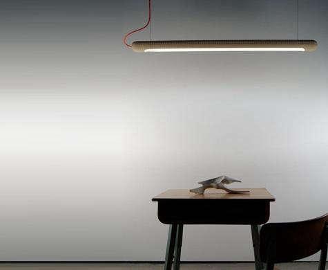 Lighting Truncheon Suspended Light at Matter portrait 4