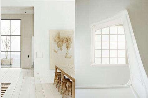 Architect Visit Vincent Van Duysen in Antwerp portrait 10