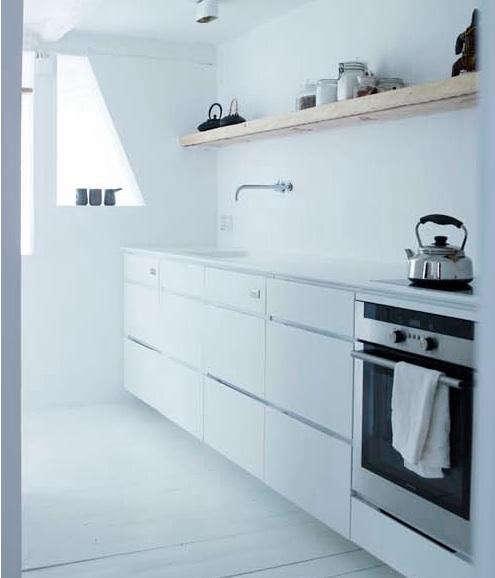 Kitchen Single Wood Shelf Roundup portrait 3