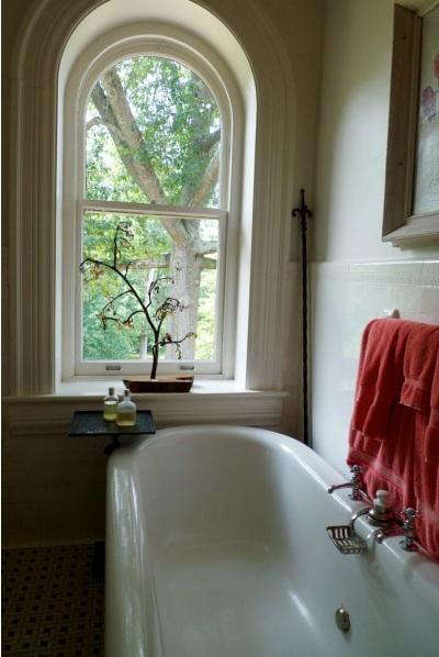 Required Reading The Perfect Bath by Barbara Sallick portrait 3