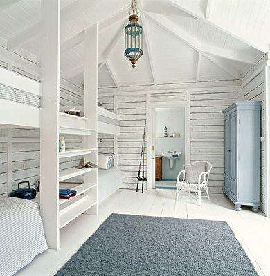 bunk room inside out
