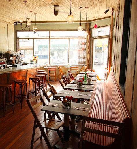 Hotels Lodging  Restaurants Five Leaves in Brooklyn portrait 6