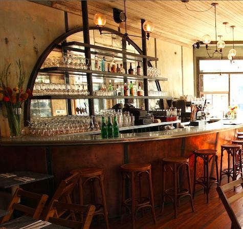 Hotels Lodging  Restaurants Five Leaves in Brooklyn portrait 3
