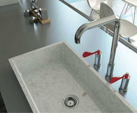 Faucets amp Fixtures Paola Navone amp the Kitchen for Mamoli portrait 3