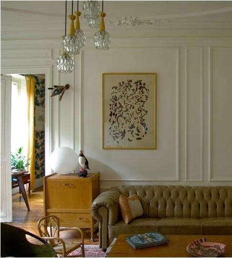 Design Sleuth Sandberg Raphael Wallpaper in Paris portrait 3