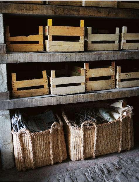 toast rush storage basket