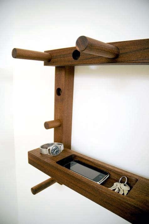 walnut coat rack 2