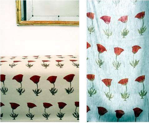 Fabrics  Linens Idarica Gazzoni in Milan  portrait 4