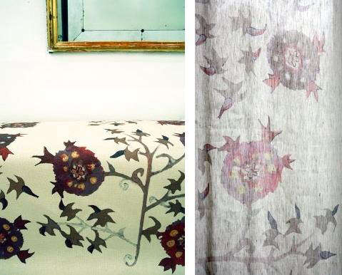 Fabrics  Linens Idarica Gazzoni in Milan  portrait 6
