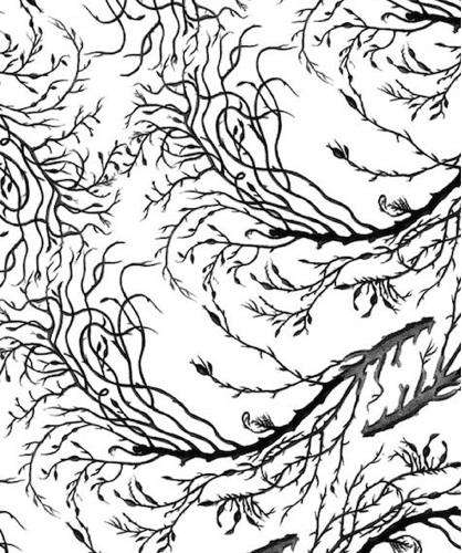 Walls Windows  Floors Min Hogg Seaweed Collection Wallpaper portrait 4
