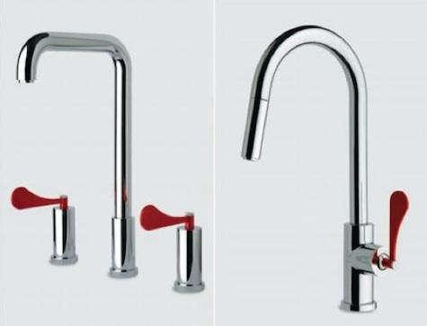paola navone mamoli faucets