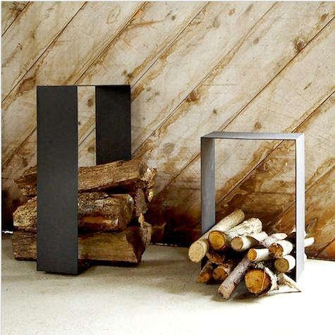 roy hardin designs firewood holder