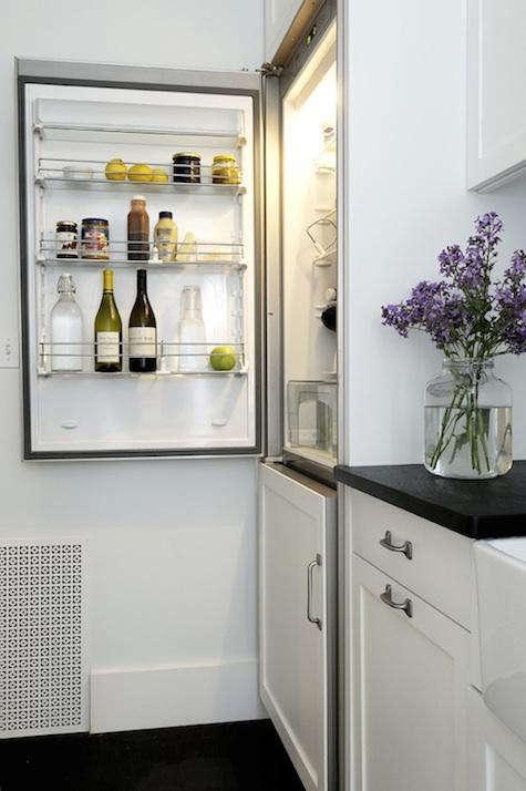 Design Sleuth Liebherr CabinetDepth Refrigerator portrait 4