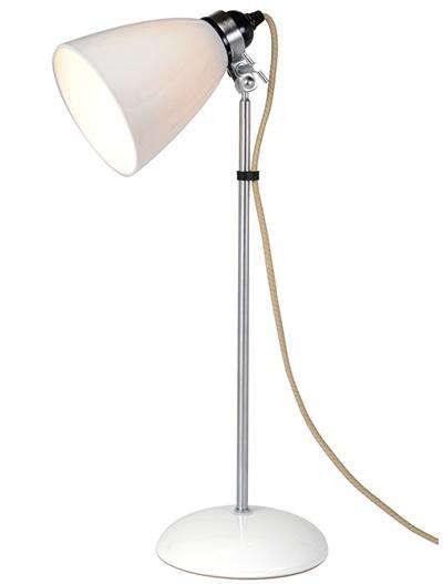 hector bone china table light