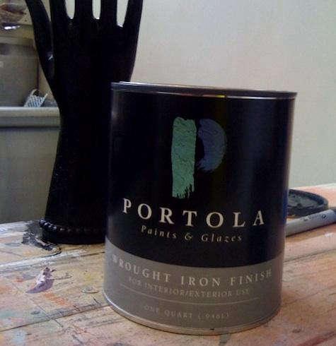 portola paint wrought iron