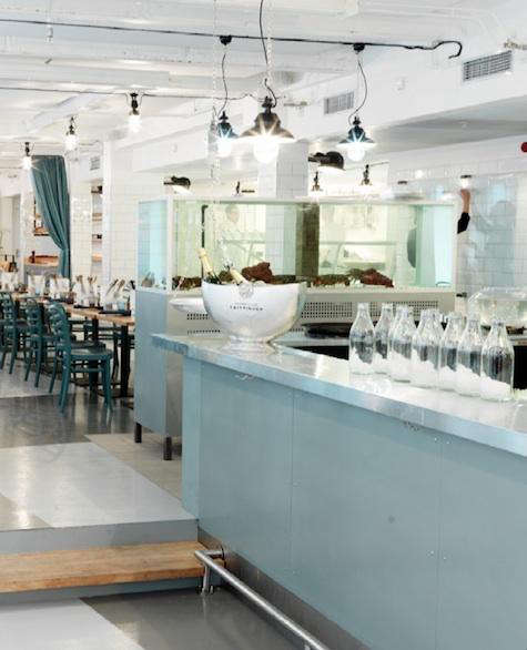 Restaurant Visit BAR Restaurant in Stockholm portrait 8