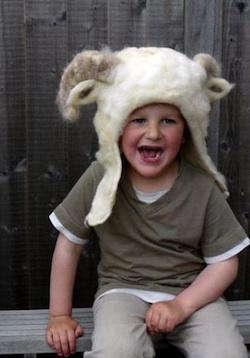 exmoor horn hat