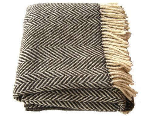 Design Sleuth Jacob Wool Blankets and Throws portrait 8