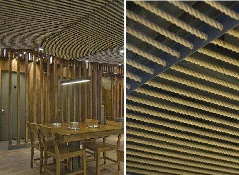 lang shabu shabu ceiling