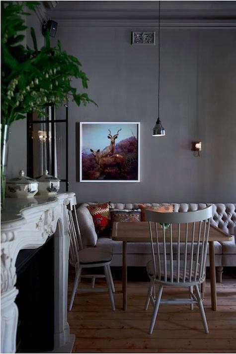 Restaurant Visit The Millswyn in Melbourne portrait 9