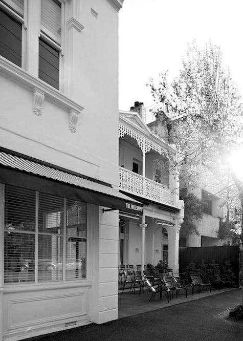 Restaurant Visit The Millswyn in Melbourne portrait 3