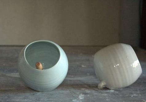 rachel dormor salt pot