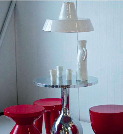 Design Sleuth Porcelain Lamps with a Silver Lining portrait 5