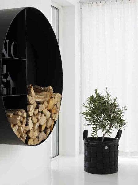 skona hem hanging wood holder