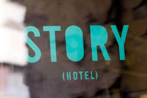 Hotels  Lodging Story Hotel in Stockholm portrait 3