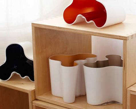 aalto vase different colors