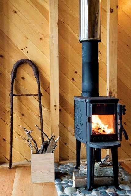 alex scott porter wood stove