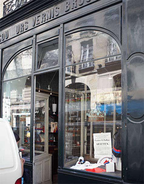 Shoppers Diary Astier de Villatte in Paris portrait 3