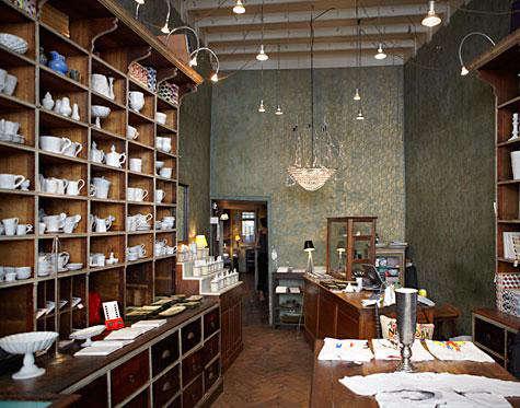 Shoppers Diary Astier de Villatte in Paris portrait 4