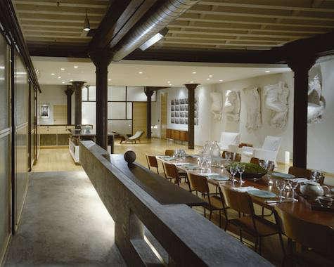 Architect Visit Ike Kligerman Barkley in New York portrait 6