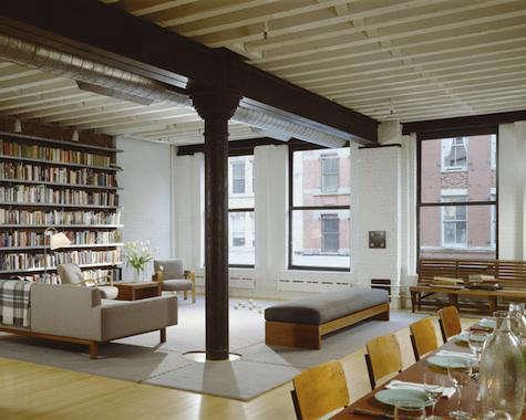 Architect Visit Ike Kligerman Barkley in New York portrait 4