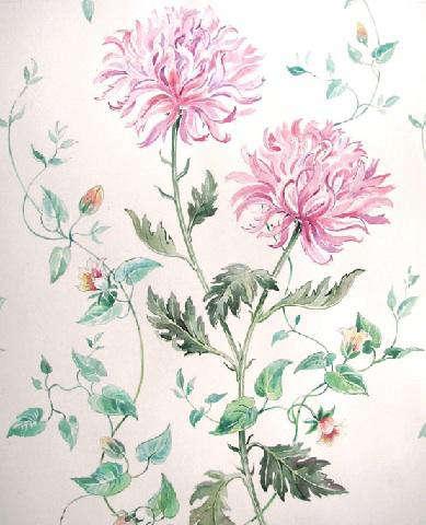 kevin dean pink flowers