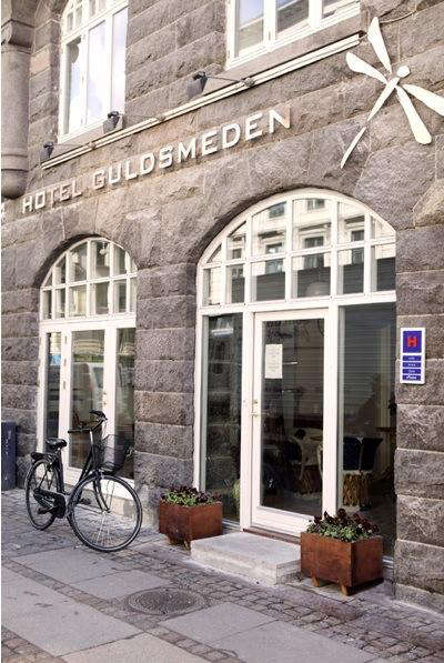 Hotels  Lodging Bertrams Hotel Guldsmeden in Copenhagen portrait 3