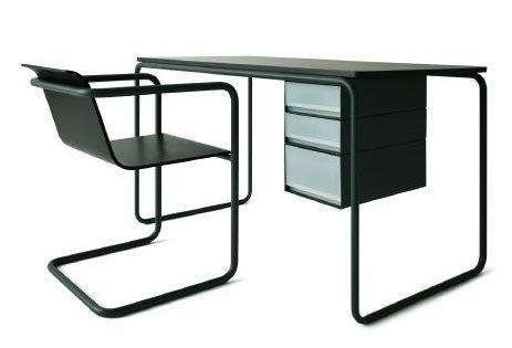 Thonet  20  tubular  20  chair desk