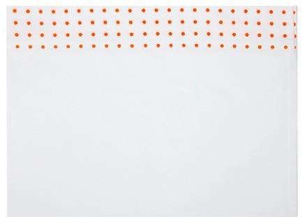 Castle  20  Fluro  20  Orange  20  Spot  20  Sheet