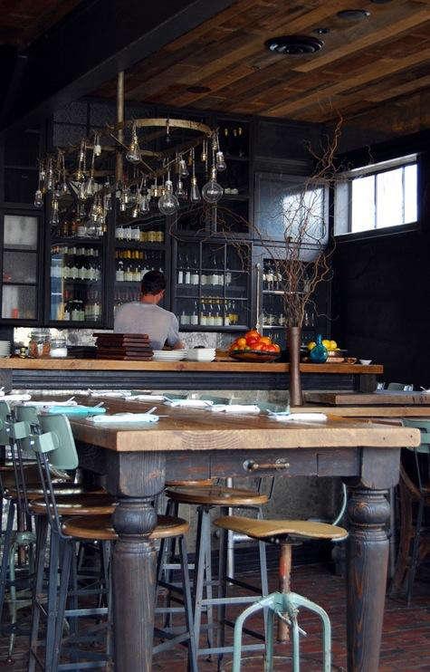 Restaurant Visit Gjelina in Los Angeles portrait 3