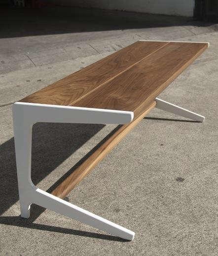 Furniture Rian RTA  Stool from Semigood Company portrait 4