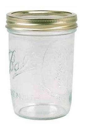 Storage PantryStyle Glass Jars portrait 6