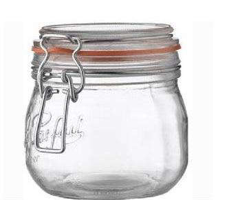 Storage PantryStyle Glass Jars portrait 5