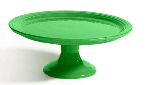 Bauer  20  Pottery  20  Cake  20  Stand  20  Lime  20  Green