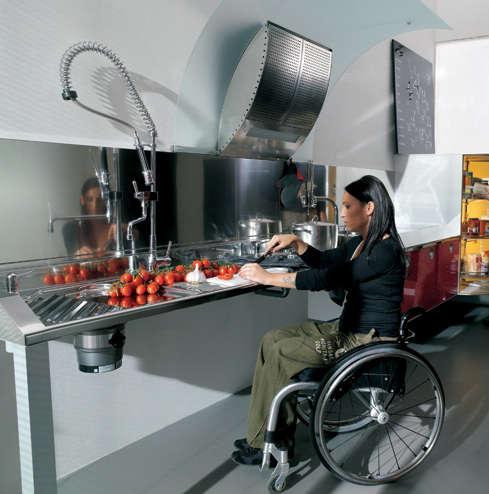 Kitchen Valcucine Hability portrait 4