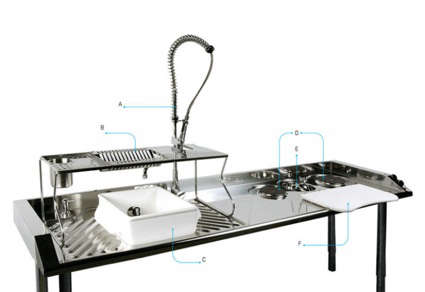 Kitchen Valcucine Hability portrait 2