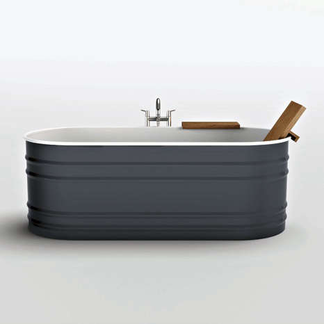 Bath Vieques Tub from Agape portrait 3