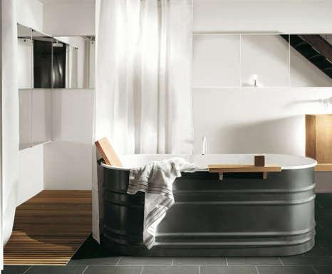 Bath Vieques Tub from Agape portrait 2