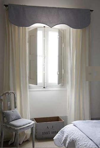 Walls Windows  Floors Simple Valance from Villa Medicis Design portrait 3