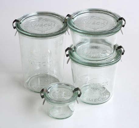 Kitchen Weck Glass Jars from Heath Ceramics portrait 3